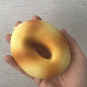 Сквиш «Разноцветный пончик» оптом