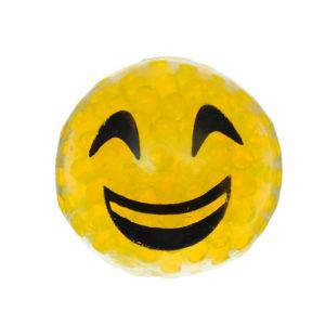 Мялка с гидрогелем ,прозрачный «Смайл» оптом
