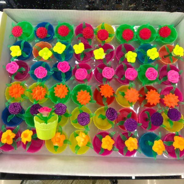 Растущие игрушки «Цветы в горшке» от поставщика из Китая