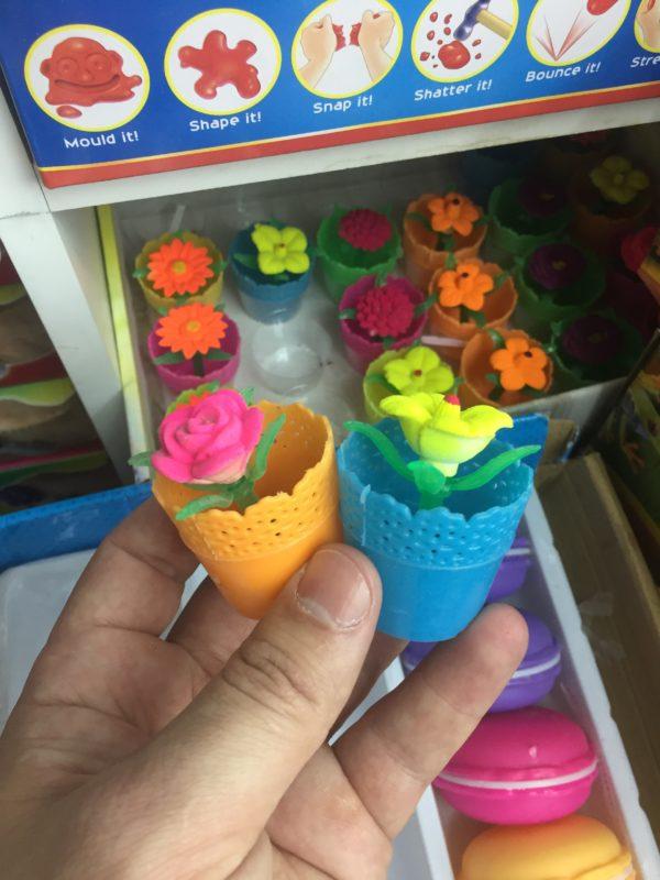 Растущие игрушки «Цветы в горшке» под заказа из Китая