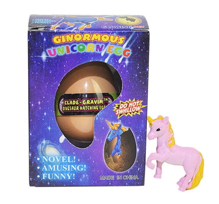 Растущие животные «Натуральное яйцо» от производителя