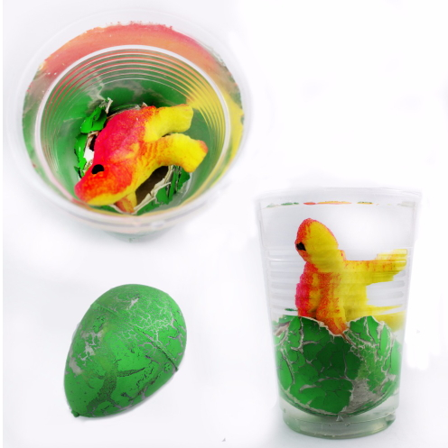 Растущие игрушки «Рептилия» оптом