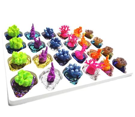 Растущие фигурки «Кораллы» от производителя