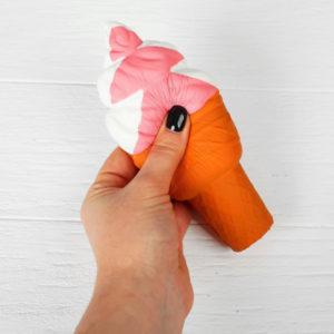 Резиновая игрушка «Птичка» оптом