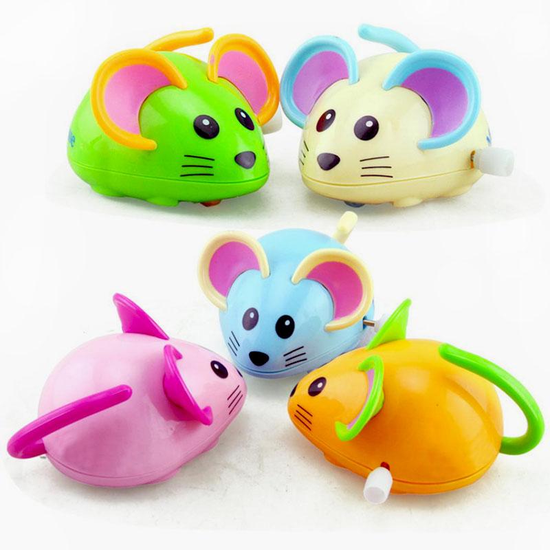 Заводная игрушка «Мышка» оптом
