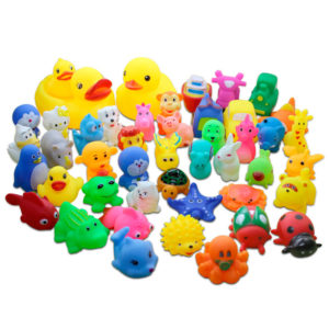 Резиновые игрушки (пищалки) оптом