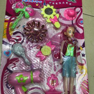 Кукла «Любимая подружка» (9 предметов) оптом