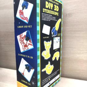 Набор для творчества «Светящаяся 3D ручка» оптом