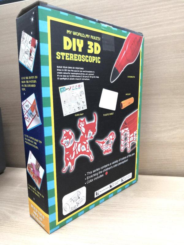 Набор для творчества «Светящаяся 3D ручка» (1 ручка) от производителя