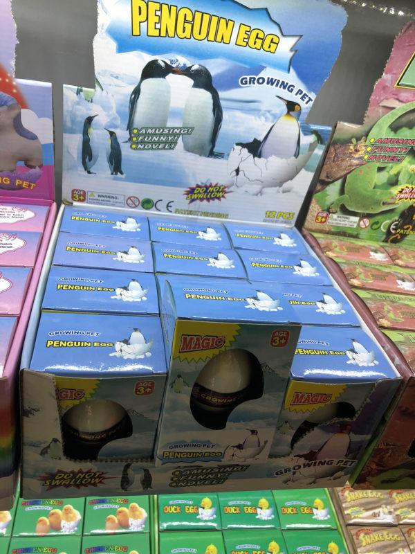 Растущие игрушки «Пингвин» от производителя