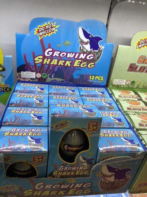 Растущие игрушки «Акула» от производителя
