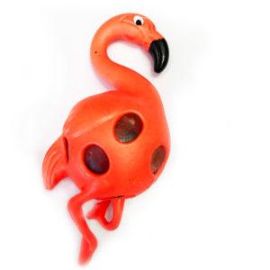 Игрушка с гидрогелем «Фламинго» оптом