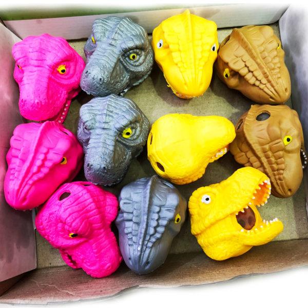 Игрушка с гидрогелем «Голова крокодила» от производителя