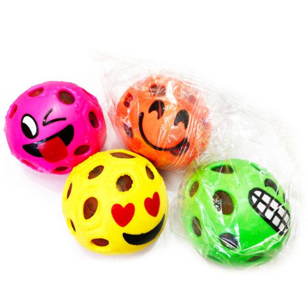 Игрушка с гидрогелем «Смешные рожицы» оптом