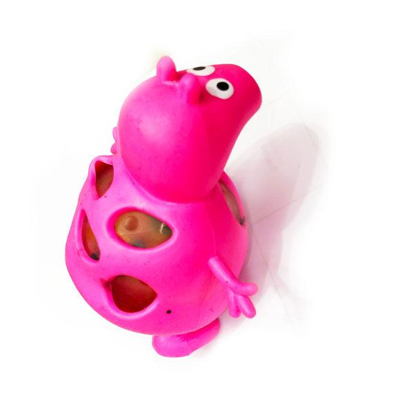 Игрушка с гидрогелем «Свинка» оптом