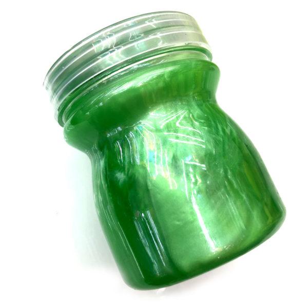 Слайм «Зелёный перламутр» оптом