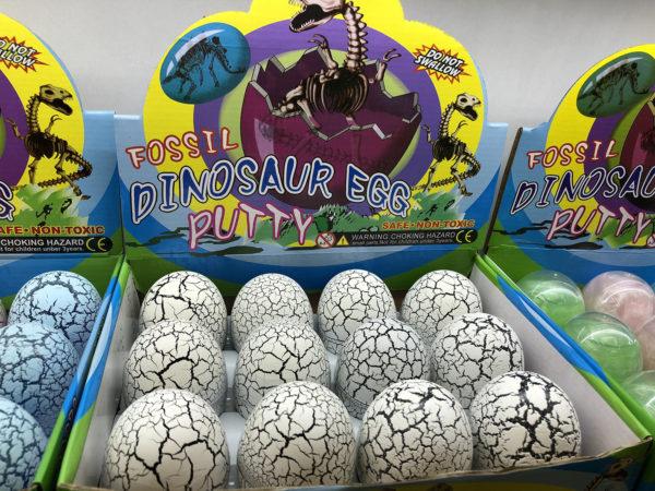 Слайм-лизун «Яйцо» от производителя