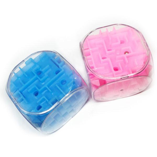 Кубик-головоломка «Весёлый лабиринт» оптом
