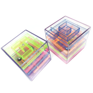 Головоломка-лабиринт «Куб» оптом