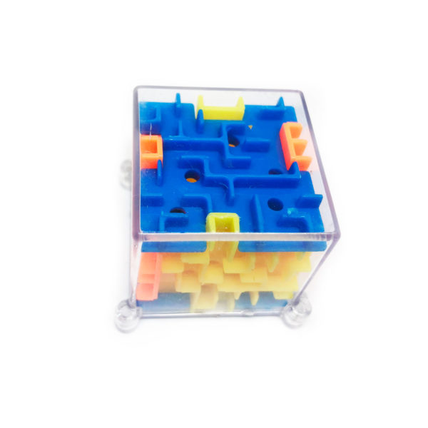 Головоломка-лабиринт «Яркий куб» оптом