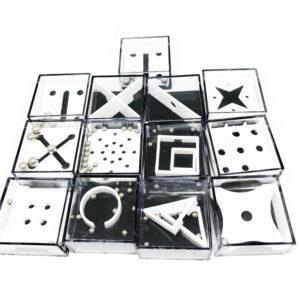 Головоломка-квадрат «Шарики» оптом