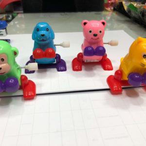 Заводная игрушка «Весёлые животные» оптом