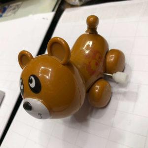 Заводная игрушка «Мишка» оптом