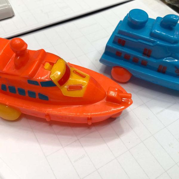 Заводная игрушка «Кораблик» оптом