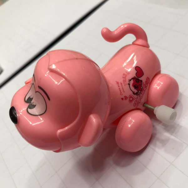Заводная игрушка «Собачка» оптом
