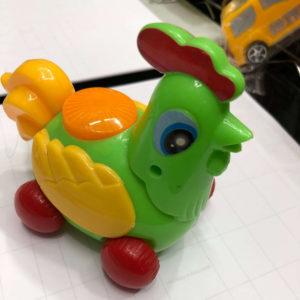 Заводная игрушка «Весёлый петушок» оптом