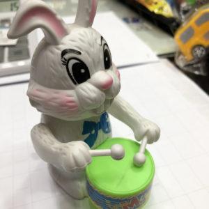 Заводная игрушка «Заяц» оптом