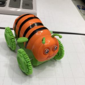 Заводная игрушка «Весёлая гусеница» оптом