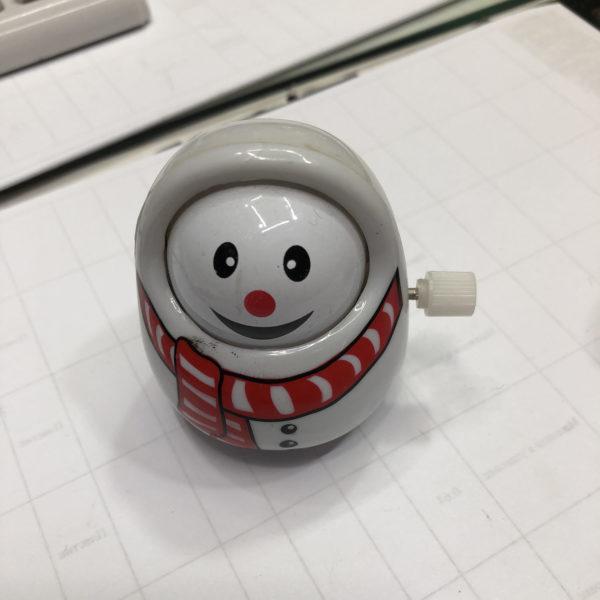 Заводная игрушка «Снеговик» оптом