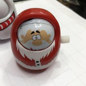 Заводная игрушка «Санта» оптом