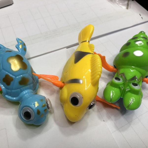 Заводная игрушка «Подводные друзья» оптом