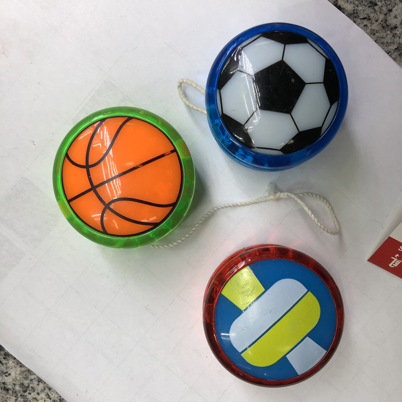 Игрушка Йо-Йо «Мяч» оптом