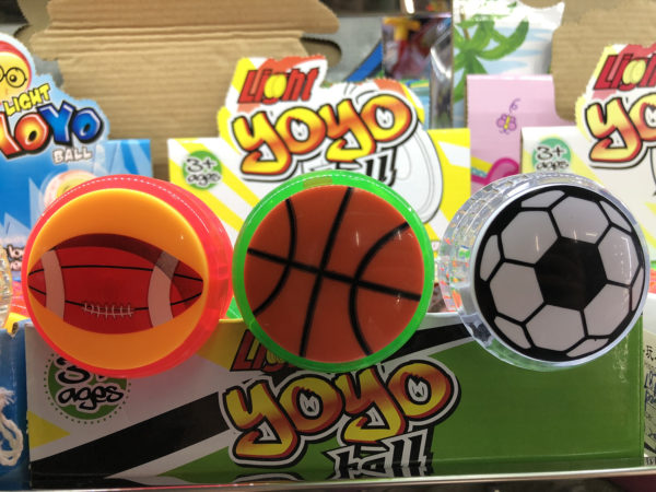 Игрушка Йо-Йо «Спортивный мяч» от производителя
