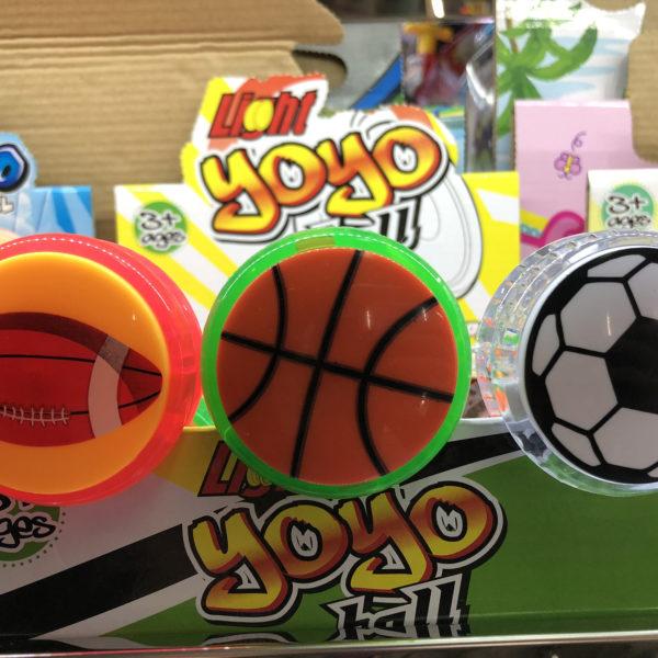 Игрушка Йо-Йо «Спортивный мяч» оптом