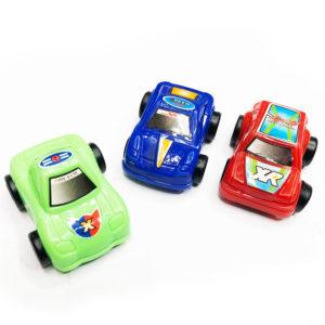 Машинка цветная «Спорт» оптом