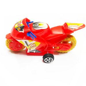 Мотоцикл цветной с рисунком оптом