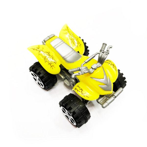 Жёлтый квадроцикл оптом