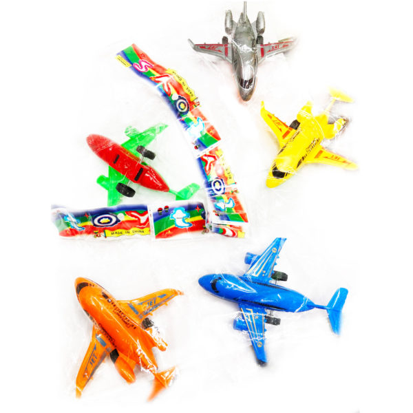Красочный самолёт от производителя