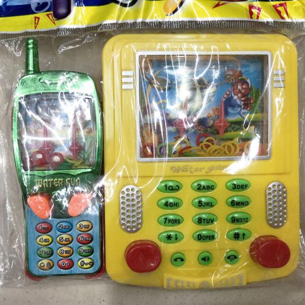 Водная игра «Мобильная связь» (2 предмета) оптом