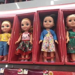Кукла 7015-0040 оптом