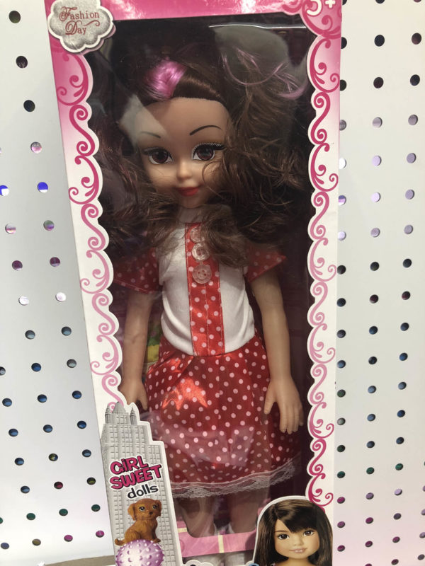 Кукла 7015-0052 оптом