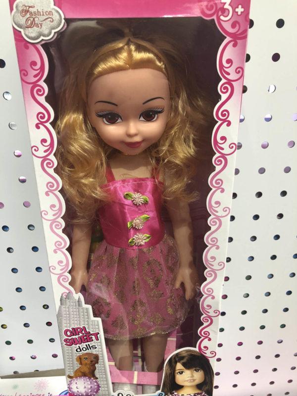 Кукла 7015-0053 оптом