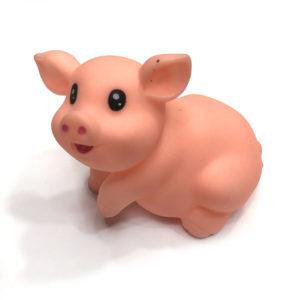 Игрушка резиновая «Свинка» оптом