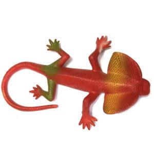 Игрушка резиновая «Ящерица» оптом