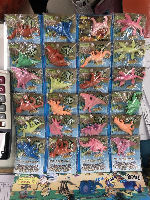 Игрушка резиновая «Динозавр» от производителя