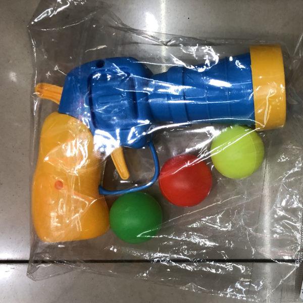 Детский револьвер, стреляет шариками оптом